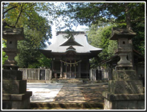 天神社拝殿.PNGのサムネイル画像
