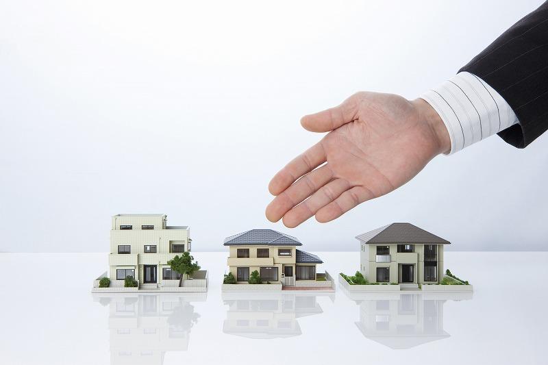 不動産売却の基本的な流れと、任意物件・競売物件の違い