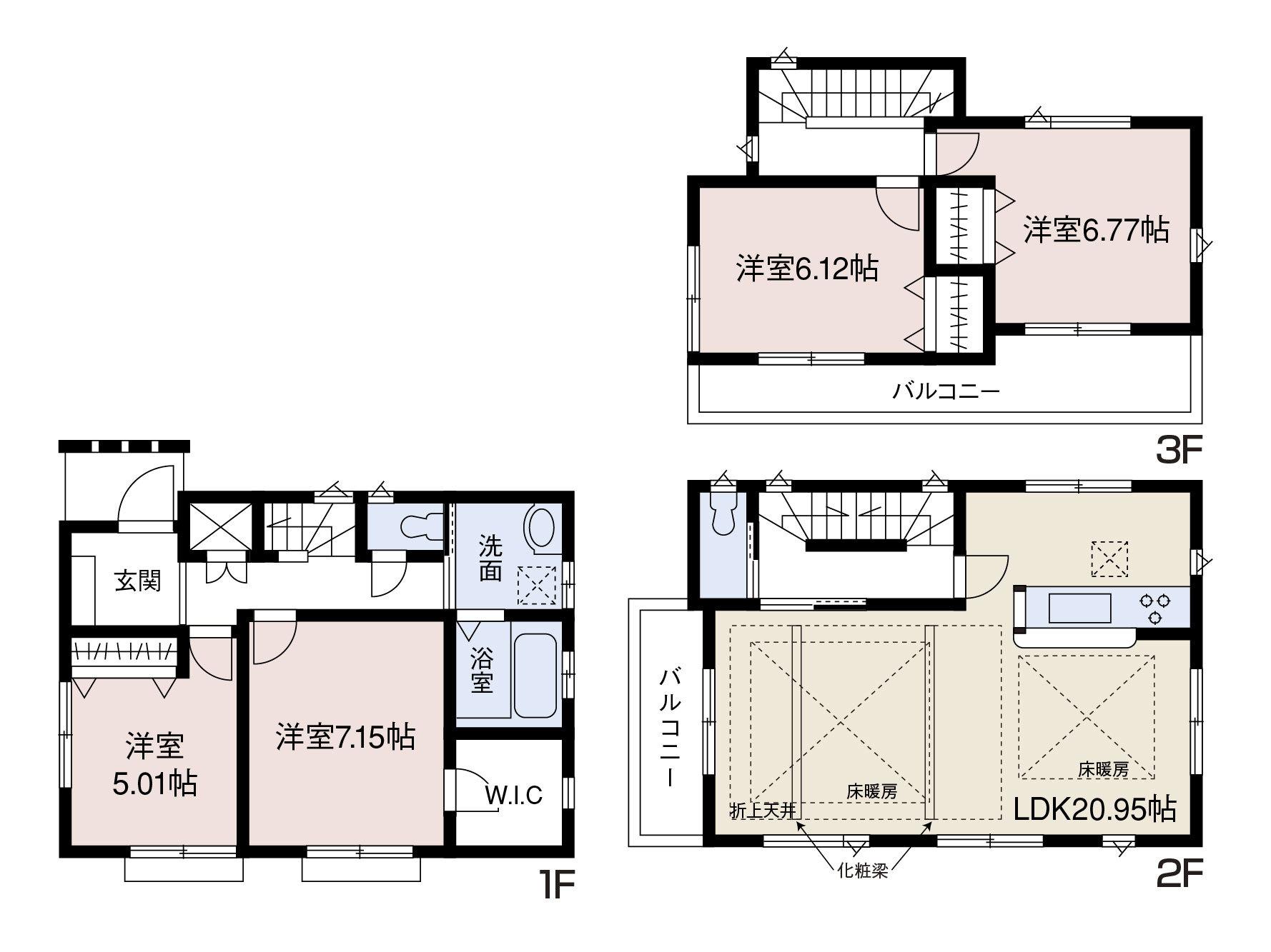 メモリエ東大泉A間取り17103.jpg