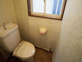 トイレのリフォームBefore画像