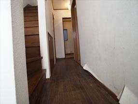 玄関のリフォームBefore画像