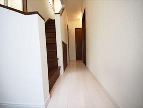 玄関のリフォームAfter画像