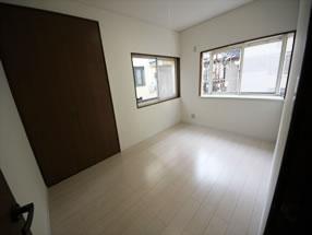 洋室2のリフォームAfter画像