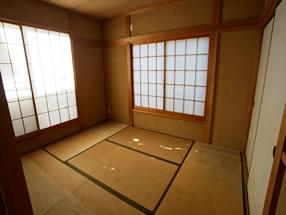 和室のリフォームBefore画像