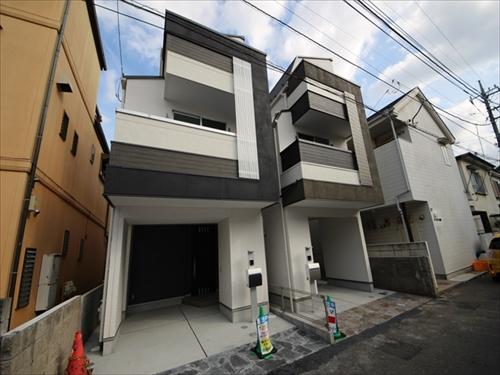 新築一戸建て住宅  全2棟