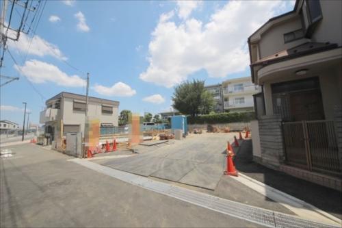新築一戸建て住宅 全4棟