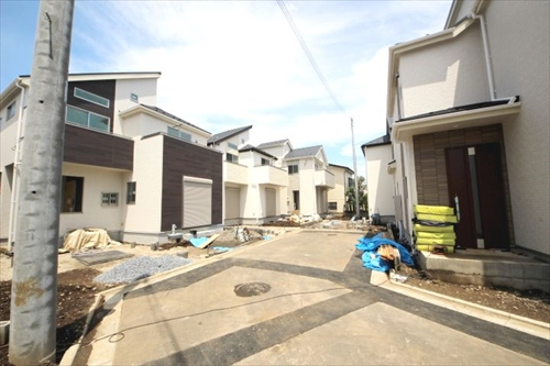新築一戸建て住宅 全7棟