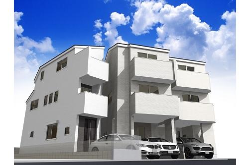 新築一戸建て住宅 全3棟