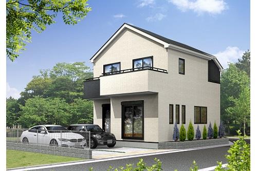 新築一戸建て住宅 全1棟