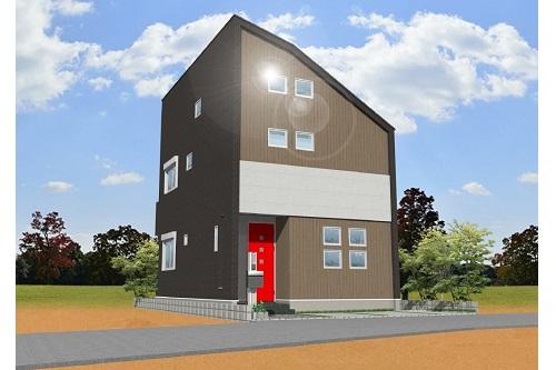 建築条件付売地 全1区画