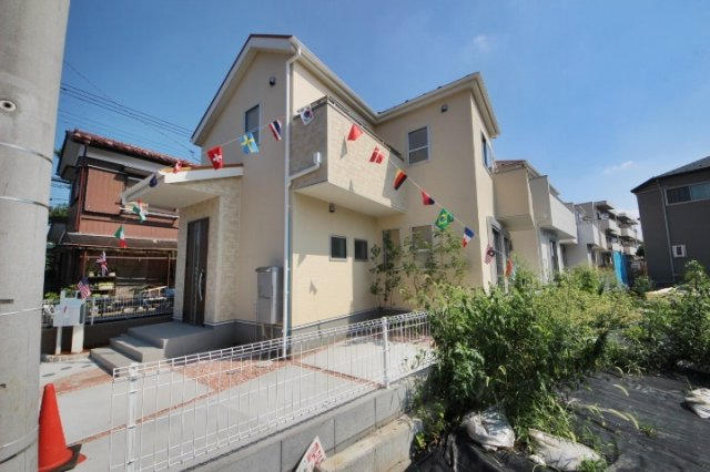 新築分譲住宅 全6棟 西東京市栄町の区画・間取り画像03