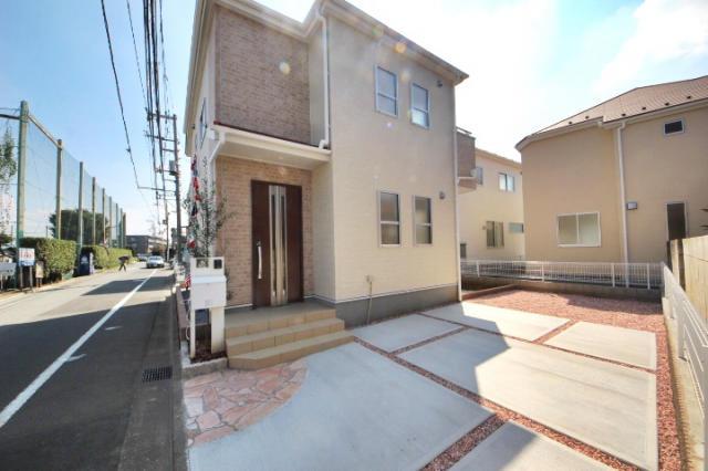 新築一戸建て 全6棟 西東京市栄町の区画・間取り画像04