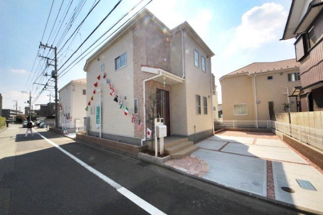 新築分譲住宅 全6棟 西東京市栄町の区画・間取り画像04