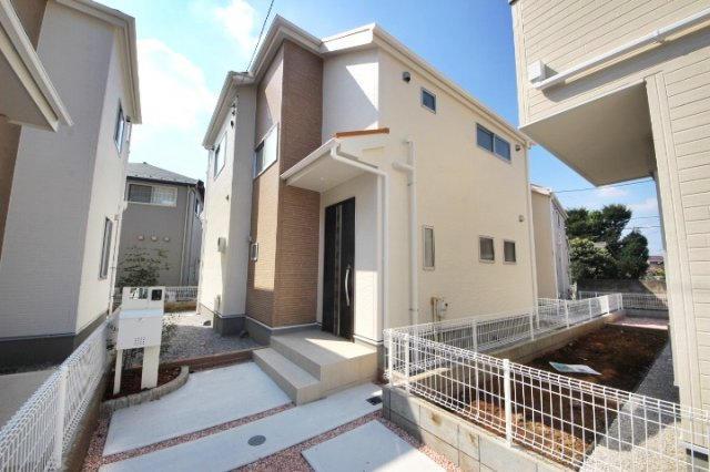 新築分譲住宅 全6棟 西東京市栄町の区画・間取り画像05