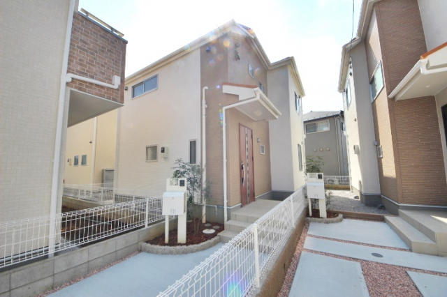 新築分譲住宅 全6棟 西東京市栄町の区画・間取り画像06