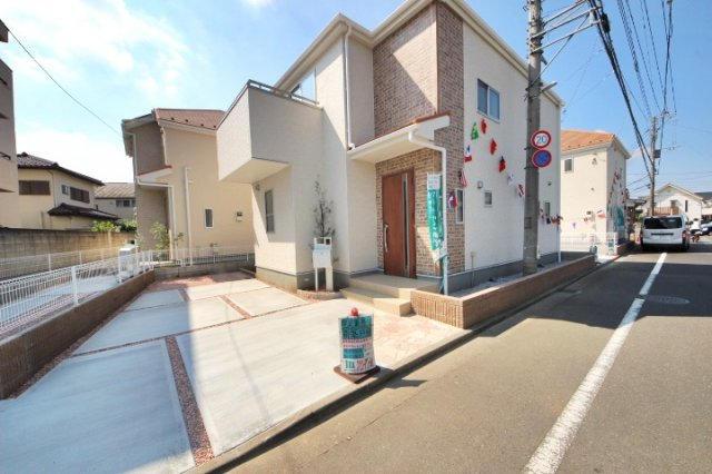 新築分譲住宅 全6棟 西東京市栄町の区画・間取り画像07