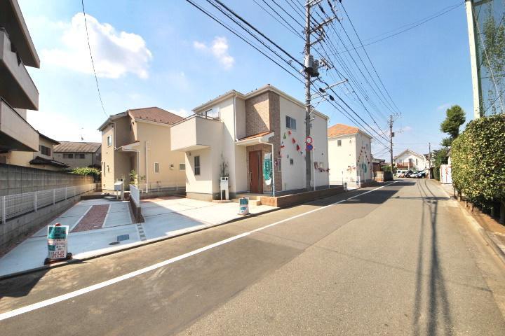 新築一戸建て 全6棟 西東京市栄町の区画・間取り画像01