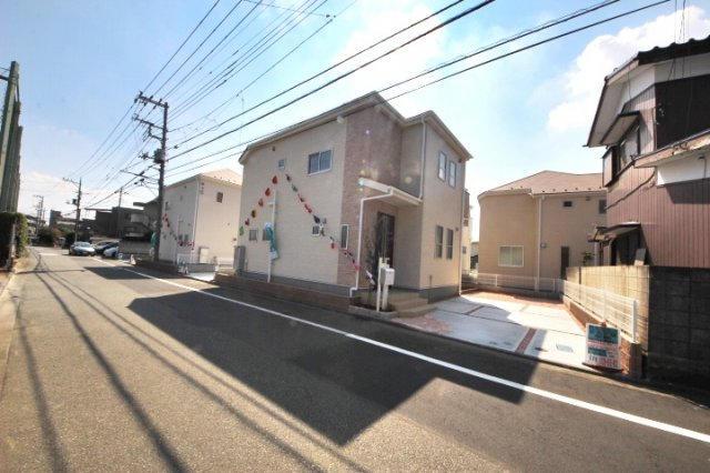 新築分譲住宅 全6棟 西東京市栄町の区画・間取り画像02