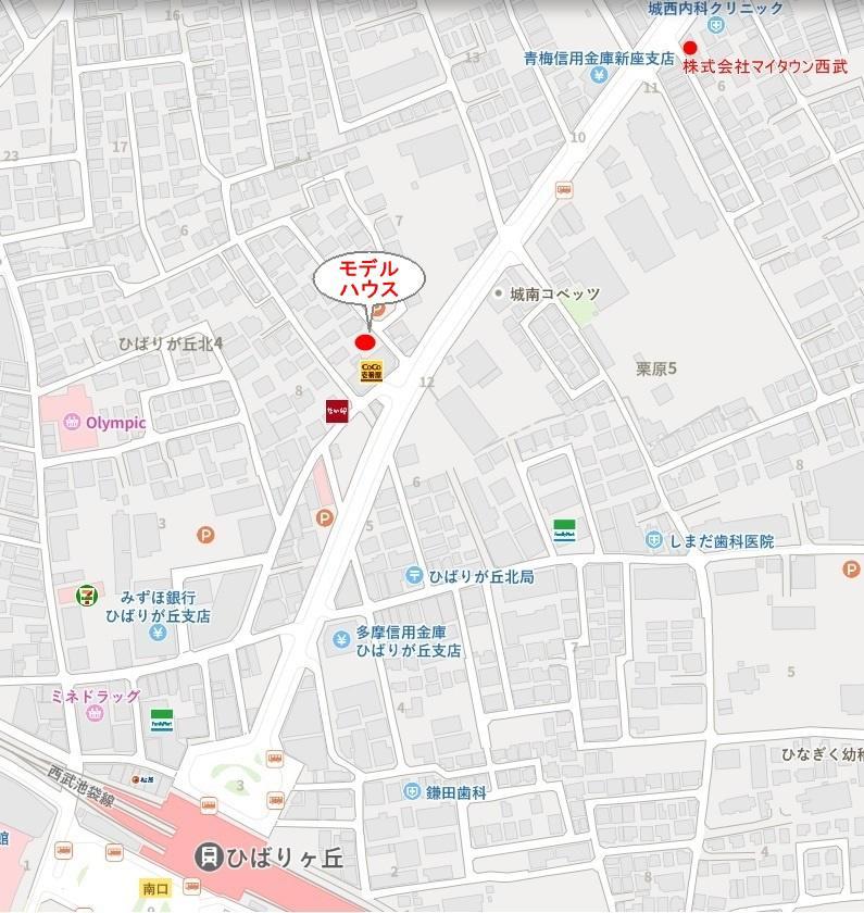 Memorieシリーズ モデルハウス 西東京市ひばりが丘北4丁目の区画・間取り画像20