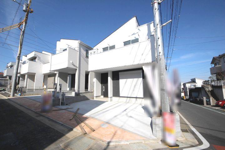 新築分譲住宅 全14棟 新座市野寺3丁目の区画・間取り画像03