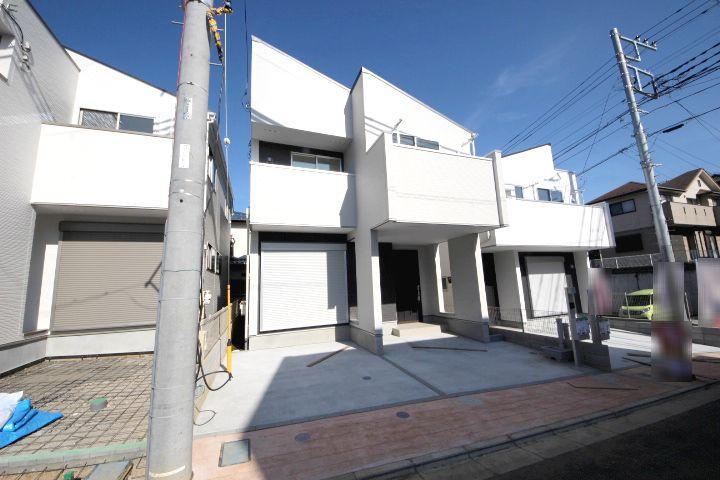 新築分譲住宅 全14棟 新座市野寺3丁目の区画・間取り画像04