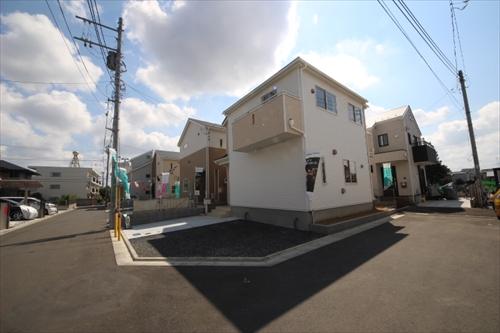 新築一戸建て住宅 全6棟 西東京市北町2丁目の区画・間取り画像05