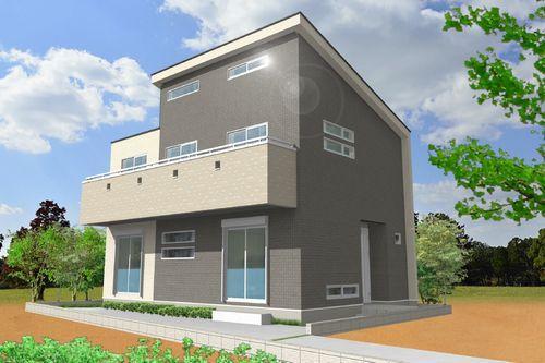 新築一戸建て住宅 全1棟 新座市石神3丁目の区画・間取り画像05