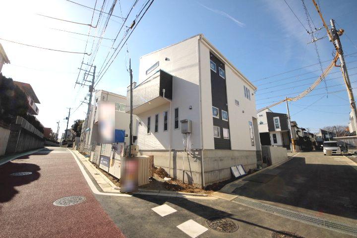 新築分譲住宅 全14棟 新座市野寺3丁目の区画・間取り画像06