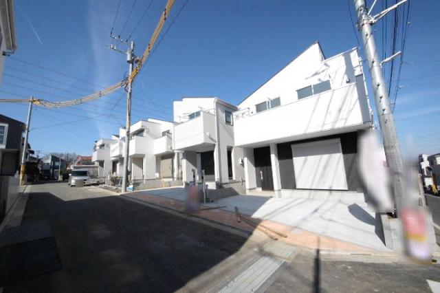新築分譲住宅 全14棟 新座市野寺3丁目の区画・間取り画像01