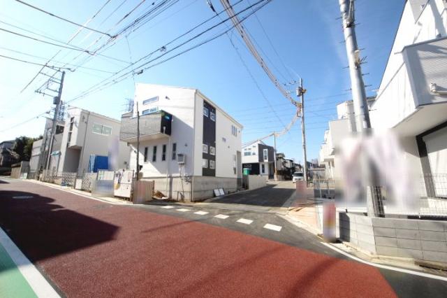 新築分譲住宅 全14棟 新座市野寺3丁目の区画・間取り画像02