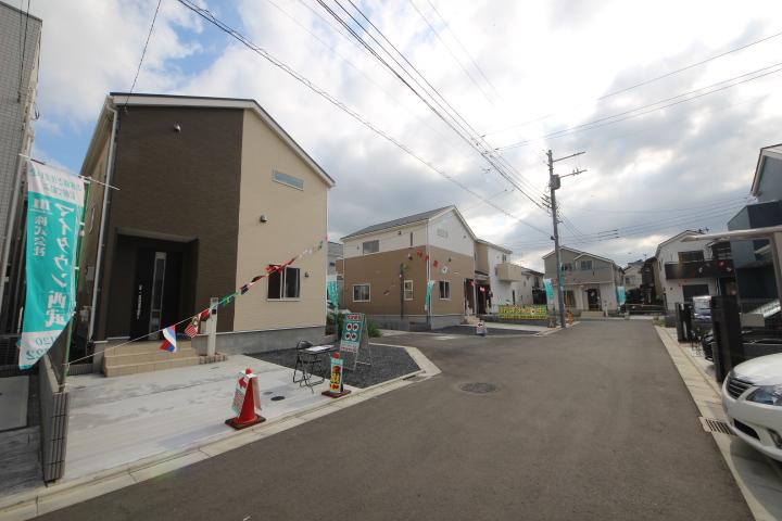 新築一戸建て住宅 全6棟 西東京市北町2丁目の区画・間取り画像01