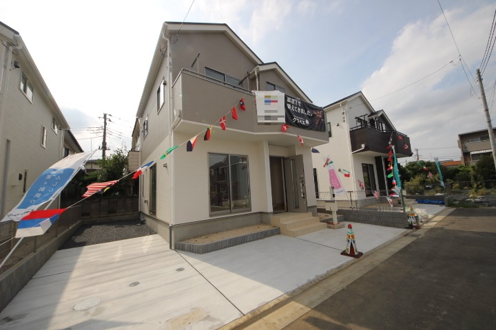 新築一戸建て住宅 全6棟 西東京市北町2丁目の区画・間取り画像03