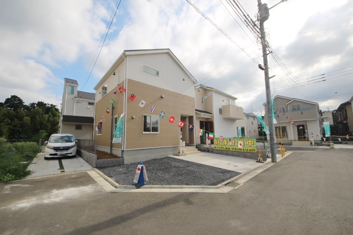 新築一戸建て住宅 全6棟 西東京市北町2丁目の区画・間取り画像06