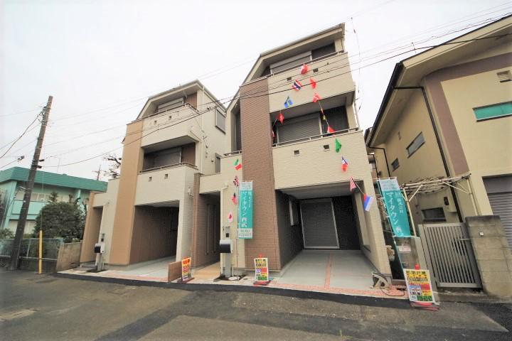 西東京市中町<br />分譲住宅全2棟