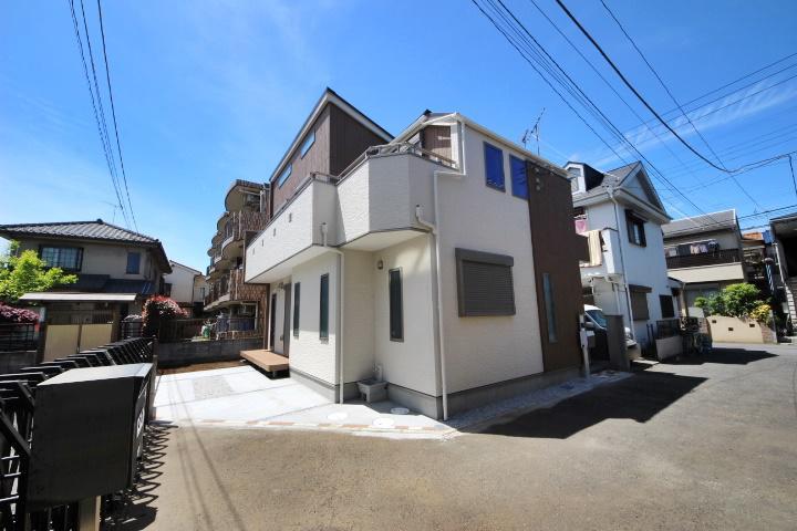 西東京市ひばりが丘北<br />自由設計土地分譲
